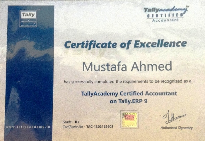 Online Tutor Mustafa Ahmed in Accounting, Economics, Finances, Marketing, Project Management , test at TutorsClass.com